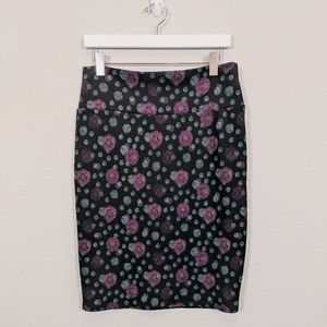 LuLaRoe Cassie Pencil Skirt - Size Medium